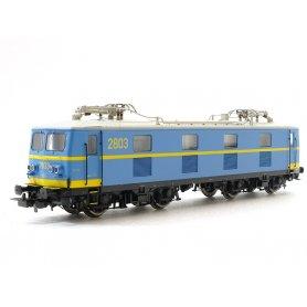 Locomotive électrique Rh 2800 époque IV SNCB analogique - HO - PIKO 96561