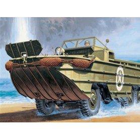 Véhicule militaire amphibie DUKW - WWII - Italeri 7022