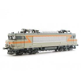 BB 22200 livrée béton époque IV - analogique DC - HO - LS Models 10435