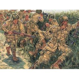 ITALERI 6063 - 1/72 - Parachutistes U.S. - WWII