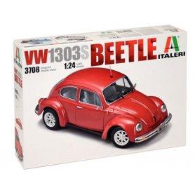 Italeri 3708 - Volkswagen Coccinnelle 1303S - échelle 1/24