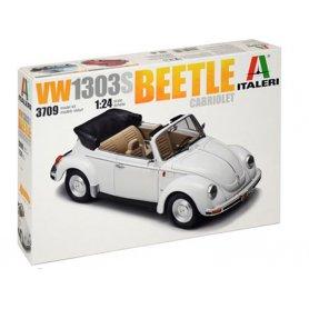 Italeri 3709 - Volkswagen Coccinnelle Cabriolet - échelle 1/24
