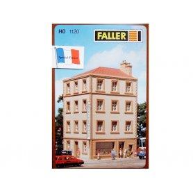 Faller 191120 - Hôtel Terminus - HO