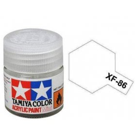 Tamiya XF-86 - vernis mat - pot acrylique 10 ml
