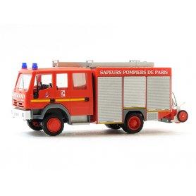 Camion pompiers IVECO Eurocargo - HO - Rietze / SAI 2770