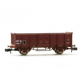 Wagon tombereau TOW ép IV - SNCF - échelle N - Fleischmann 820528