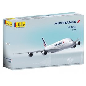 Airbus A380 Air France échelle 1/125 - HELLER 80436