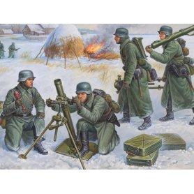 ZVEZDA 6209 - 1/72 - Mortier Allemand 80mm Hiver