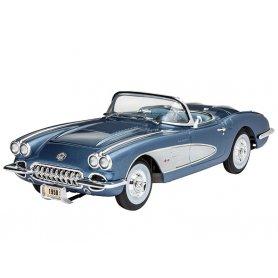 Corvette Roadster 1958 - échelle 1/25 - REVELL 07037