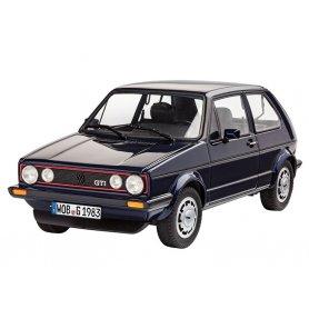 Golf 1 GTI Pirelli - échelle 1/24 - REVELL 05694