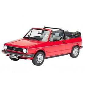 Golf 1 Cabriolet - échelle 1/24 - REVELL 07071