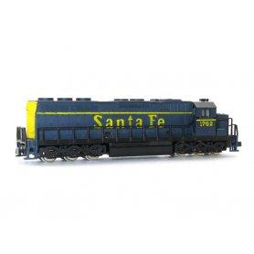 Occasion - locomotive US Santa Fe 1762 échelle N - ATLAS 2141