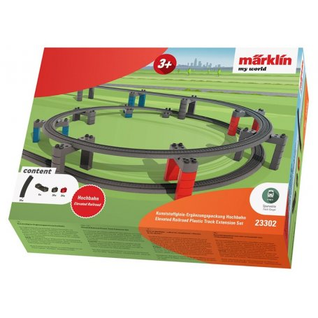 Märklin My World 29308 HO Coffret d/'initiation enfant Train vapeur