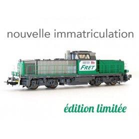 BB60000 FRET SNCF digitale sonore (autre numéro) - HO - PIKO 96471-2