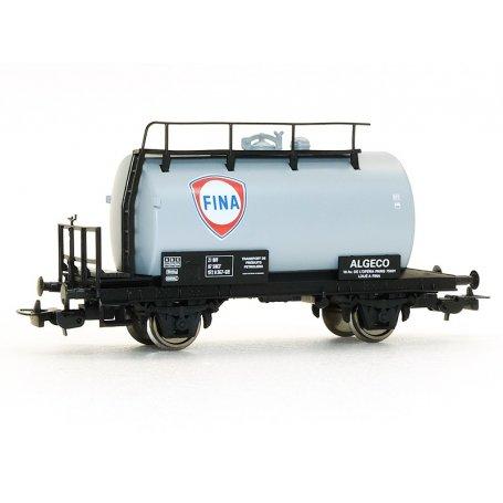Wagon citerne à essieux FINA SNCF époque IV HO - PIKO 97067