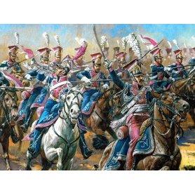 Zvezda 8075 - 1/72 - Uhlans Polonais - guerre napoléonienne
