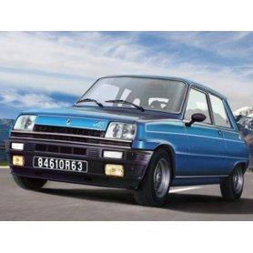 Italeri 3651 - Renault 5 Alpine - échelle 1/24