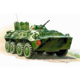 Transport de Troupes BTR-80 - 1/35 - ZVEZDA 3558