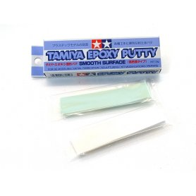 Mastic Tamiya Putty Epoxy bi-composant 87052