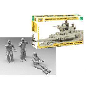 ZVEZDA 3684 - 1/35 - Equipage de char russe de combat