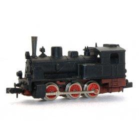 Petite locomotive vapeur 0-3-0 échelle N - ARNOLD