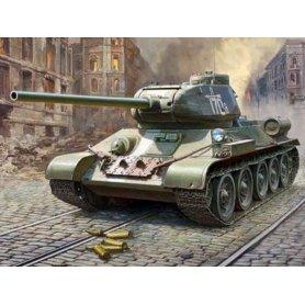 Char Russe T-34/85 - 1/35 - ZVEZDA 3687