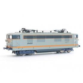 Locomotive électrique BB 16700 Béton Nouilles SNCF analogique  HO - VITRAINS 2222