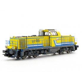 Diesel BB 60000 E-GENIE digitale sonore SNCF - HO - PIKO 96476