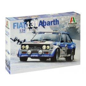 Italeri 3662 - FIAT 131 Abarth Rally - échelle 1/24