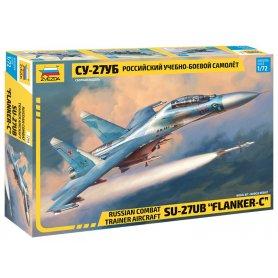 Sukhoï Su-37UB - 1/72 - ZVEZDA 7294