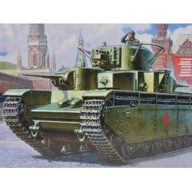 Char Lourd T-35 - 1/35 - ZVEZDA 3667