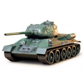 Char russe T34/85 WWII - 1/35 - Tamiya 35138
