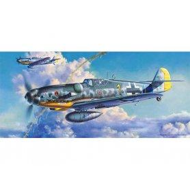 Messershmitt Bf109 G-6 - 1/48 - Tamiya 61117