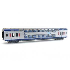 VO2N 1ère classe TER Centre SNCF HO éclairage intérieur - VITRAINS 3164L