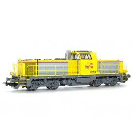 Diesel BB 60000 Infra digitale sonore SNCF - HO - PIKO 96474