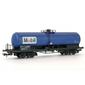 Occasion wagon citerne SNCF MOBIL échelle HO - LIMA L302717
