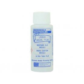 Microscale Liquid Decal Film 30 ml - rénovateur de décalcomanies