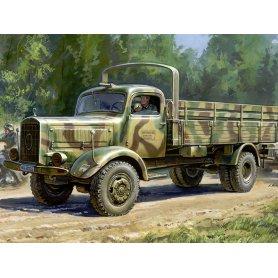 Camion Mercedes L4500A - 1/35 - ZVEZDA 3596