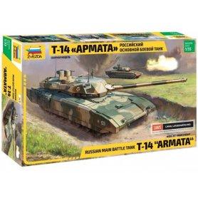 Tank russe T-14 Armata - 1/35 - ZVEZDA 3670