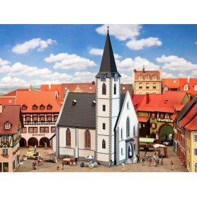 Faller 130490 - Eglise de petite ville échelle HO