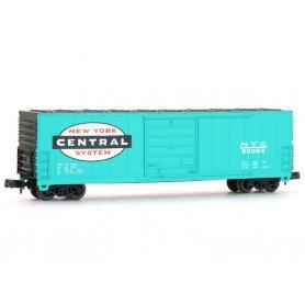 Wagon EVANS 50' New York Central échelle N - BEV-BEL 10009