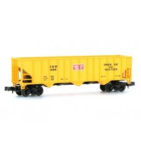 Wagon trémie US échelle N - BEV-BEL 10009