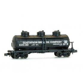 Wagon citerne S.H.P.X.4554 US échelle N - LIFE-LIKE 7336
