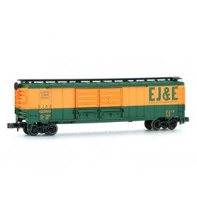 Wagon Chicago EJ&E US échelle N - LIFE-LIKE 7369