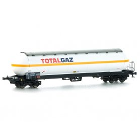 Wagon Uas Totalgaz - SNCF ép. IV - V - HO - LS Models 30752