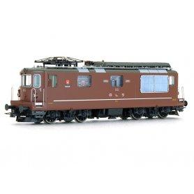 Locomotive électrique Re 4/4 BLS 185 ép. V analogique - HO - ROCO 73780