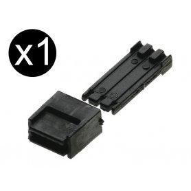 Adaptateur pour connecteur à 3 pôles ROCO 10602