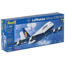 Airbus A380-800 Lufthansa - échelle 1/144 - REVELL 04270