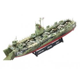 U.S.Navy Landing Ship Medium (early)  - échelle 1/144 - REVELL 05123