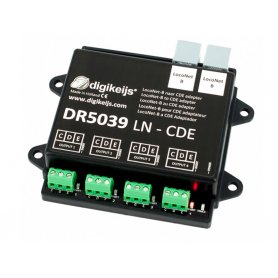 Adaptateur LocoNet pour boosters CDE DIGIKEIJS DR5039